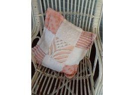 Vintage Chenille Cushion