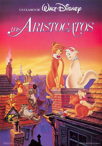 Картинки по запросу коты аристократы кто озвучивал