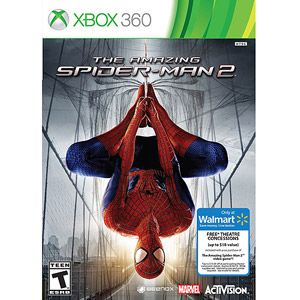 Amazing Spiderman 2 - Walmart Exclusive  (Xbox 360)