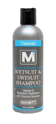 McNett Wet /Dry Suit Shampoo, 8oz by McNett, for cleaning stinky Keen sandals