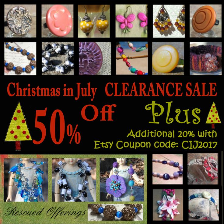Clearances Sale - over 100 items over 60% off!