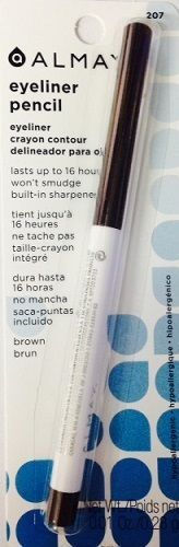 Almay Eyeliner with Built In Sharpener, 207 Brown -You can find this product atwww.anabale.comor by clicking on the image