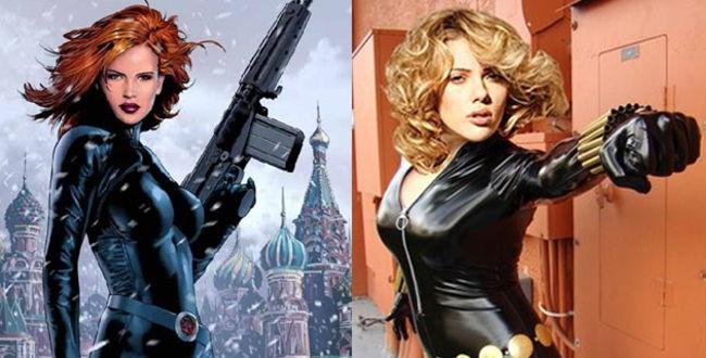 23 Female Characters For The Avengers   My Inner Geek ...  23 Female Chara...
