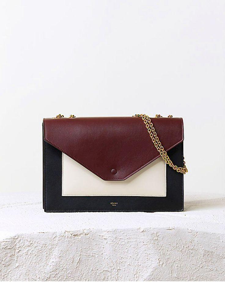 Céline Pocket Envelope bag - Pre-Fall 14