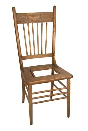 How To Replace A Missing Antique Chair Seat