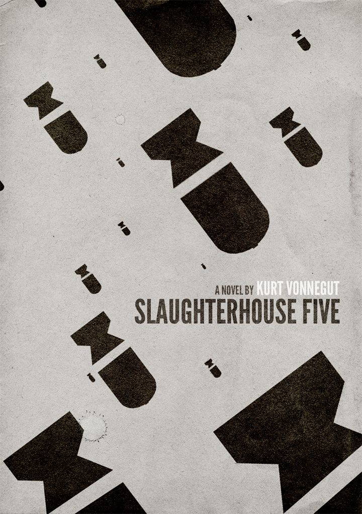 an analysis of slaughterhouse five a novel by kurt vonnegut Kurt vonnegut style analysis in slaughterhouse five kurt vonnegut uses styles to convey his life experiences about death and war.