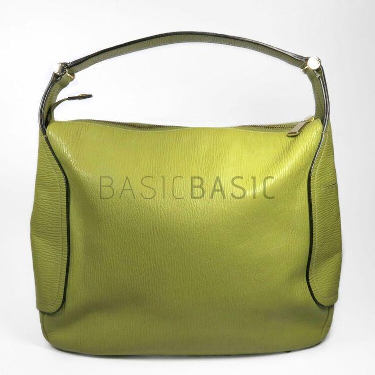 Preloved  Furla Olive Green Bought at France  IDR 2.700.000 (net) #authentic #branded #furla #bag #preloved