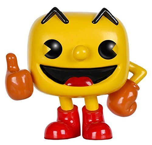 Pac-Man Funko Pop! Vinyl Figure by Pac Man @ niftywarehouse.com #NiftyWarehouse #Geek #Fun #Entertainment #Products