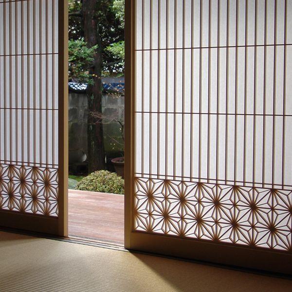 Kumiko Shoji sliding door