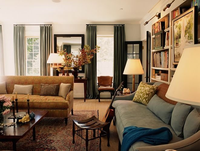 17 Best Images About Cozy Elegant Living Rooms On Pinterest