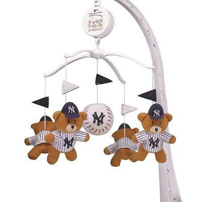 New York Yankees Baby Mobile - can't find this anywhere :( if someone knows where I can get this PLEASE let me know!!
