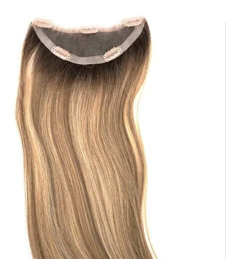 easiPart 18 Inch Remy Human Hair Topper Hairpiece Same As Style Jon Renau Wigs Online Sale