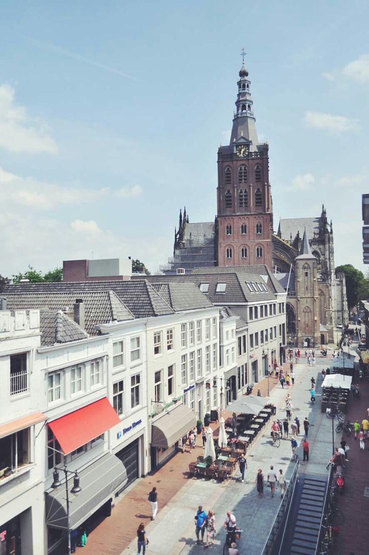 Kerkstraat Den Bosch