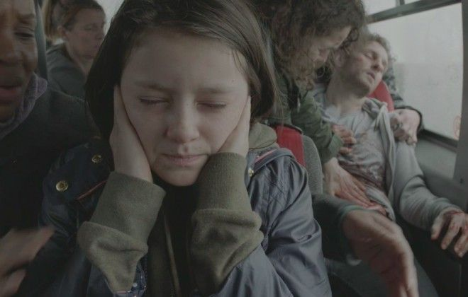 """Don't Panic gave us the deeply moving and powerful Cannes Lions Gold-winning Most Shocking Second A Day - now the agency has followed up the spot with another heart-wrenching film."" #advertising #cannes #canneslions #screencap #savethechildren #refugees #charity"