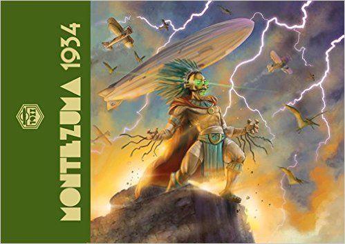 Amazon.com: The Adventures of the 19XX - Montezuma 1934 (9780985857301): Paul Roman Martinez: Books