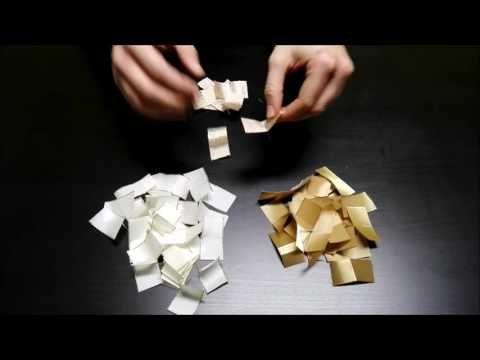 falešný patchwork (vánoční koule) - YouTube