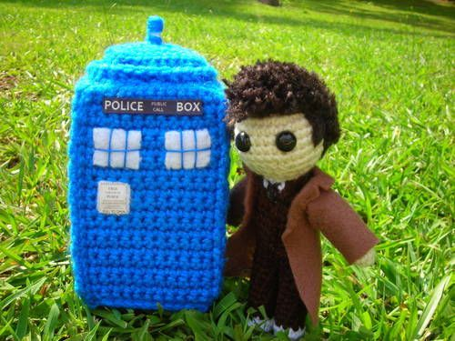 Free Knitting Patterns For Toys And Dolls : Best 20+ Doctor Who Crochet ideas on Pinterest Doctor who knitting, Doctor ...