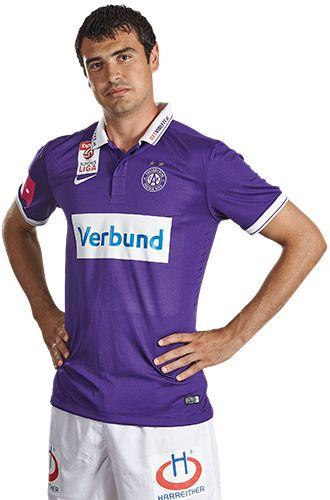 FK Austria Wien - Shikov Vanche