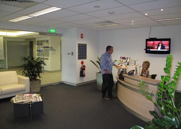 AURFS Pty Ltd - Reception  2 Innovation Parkway  Birtinya QLD 4575