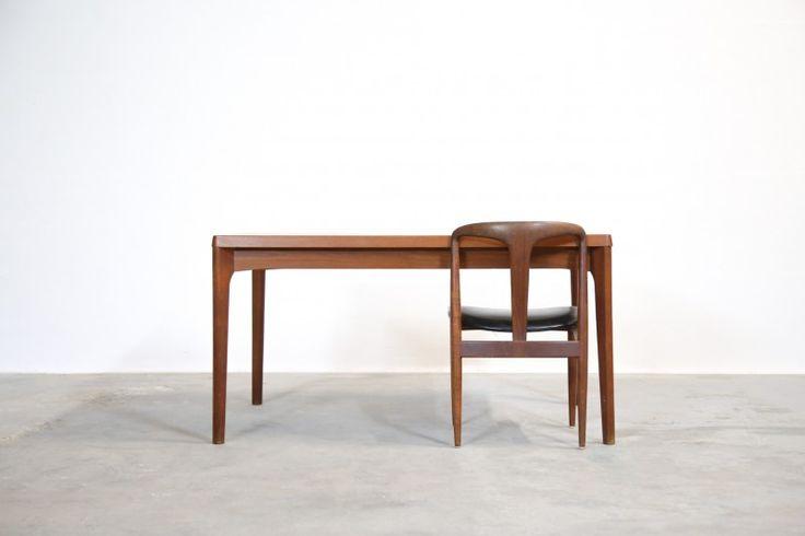 #dankegalerie #danke #galerie #mobilier #scandinave #vintage #danois #table #chaise #johannes #andersen #design