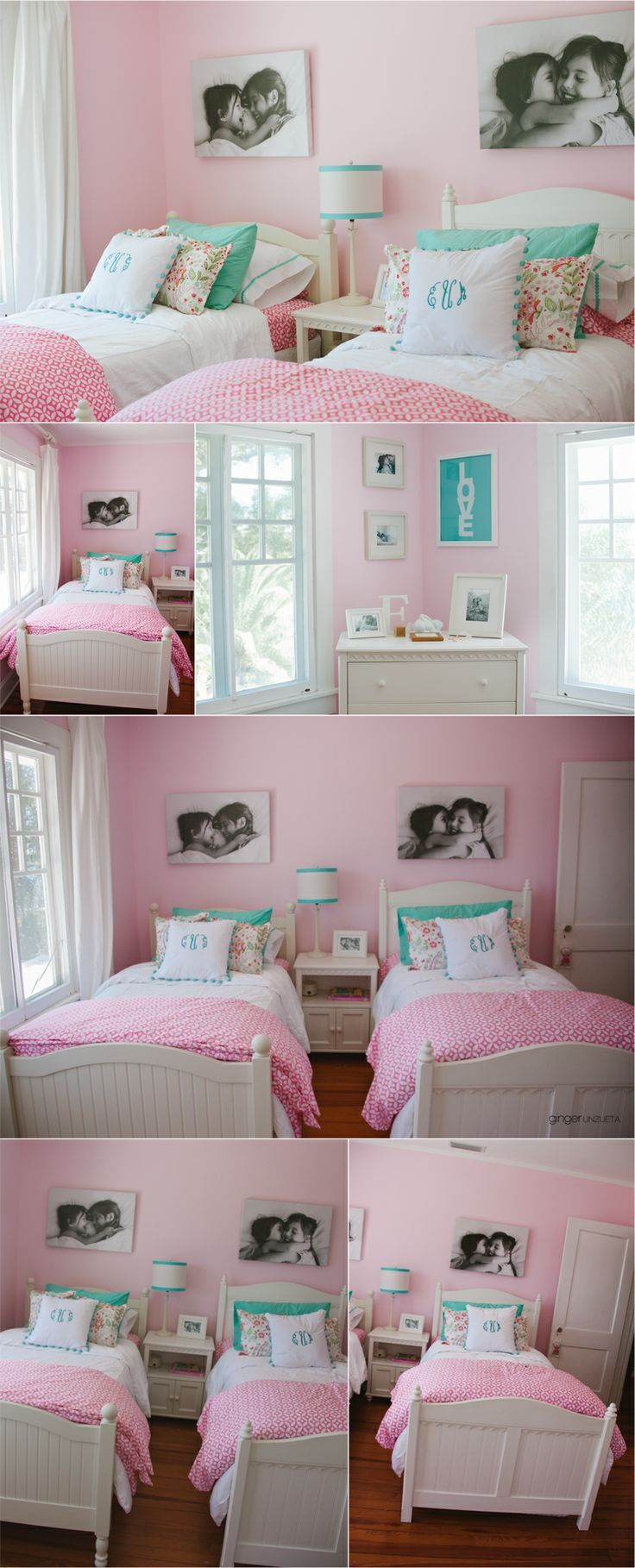 Pretty Shared Bedroom Designs For Girls: 82 Best Images About Toddler Girl Bedroom Ideas On