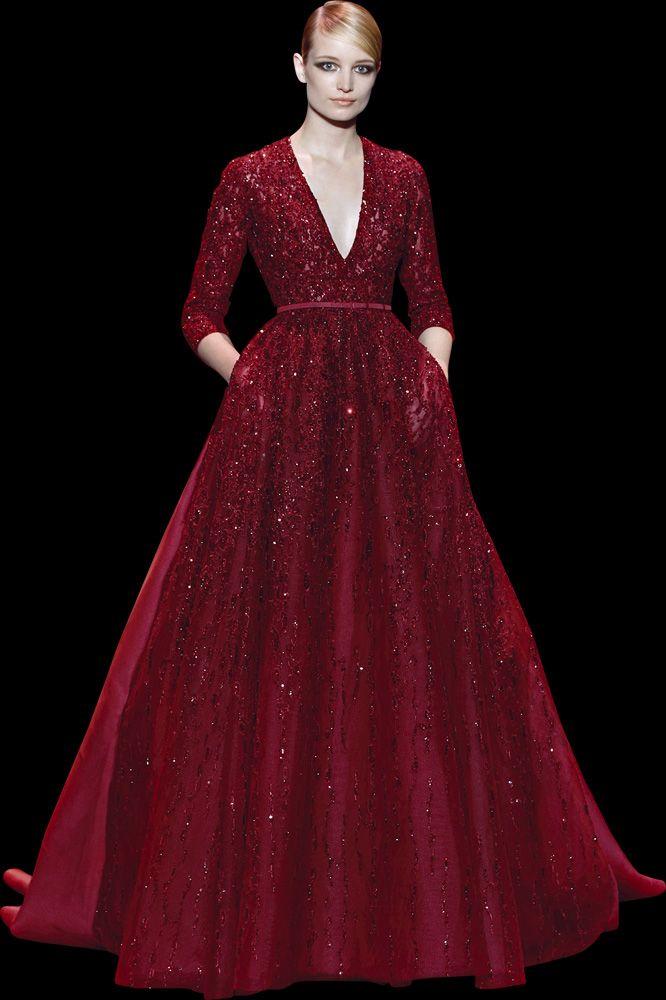 ELIE SAAB - Haute Couture - Automne Hiver 2013-2014