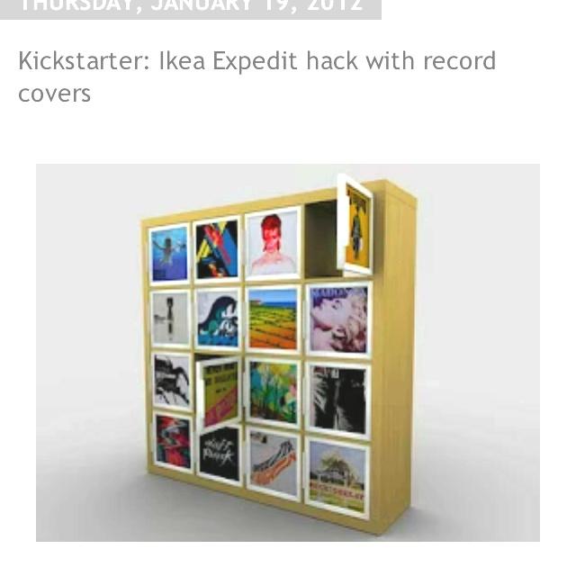 Gaaf Idee Voor Simpele Ikea Kast