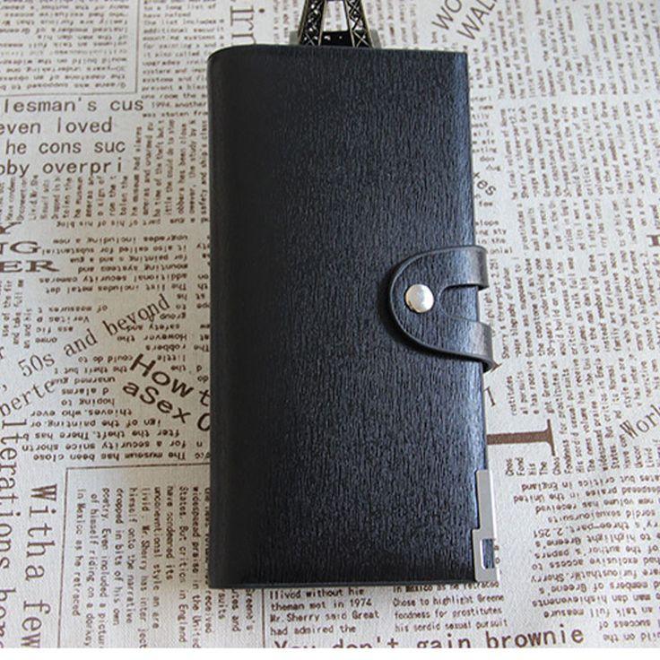 $5.53 (Buy here: https://alitems.com/g/1e8d114494ebda23ff8b16525dc3e8/?i=5&ulp=https%3A%2F%2Fwww.aliexpress.com%2Fitem%2FMen-Leather-Bifold-Card-Checkbook-Holder-Long-Wallet-Organizer-Purse-Business-Men-s-Long-Zipper-Wallet%2F32720378492.html ) Men Leather Bifold Card Checkbook Holder Long Wallet Organizer Purse Business Men's Long Zipper Wallet carteira for gift for just $5.53
