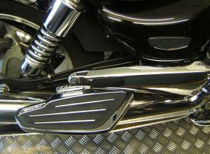 Triumph Thunderbird 1600 Rear Floorboards