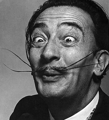 There is only one difference between a madman and me. The madman thinks he is sane. I know I am mad.  -Salvador Dali