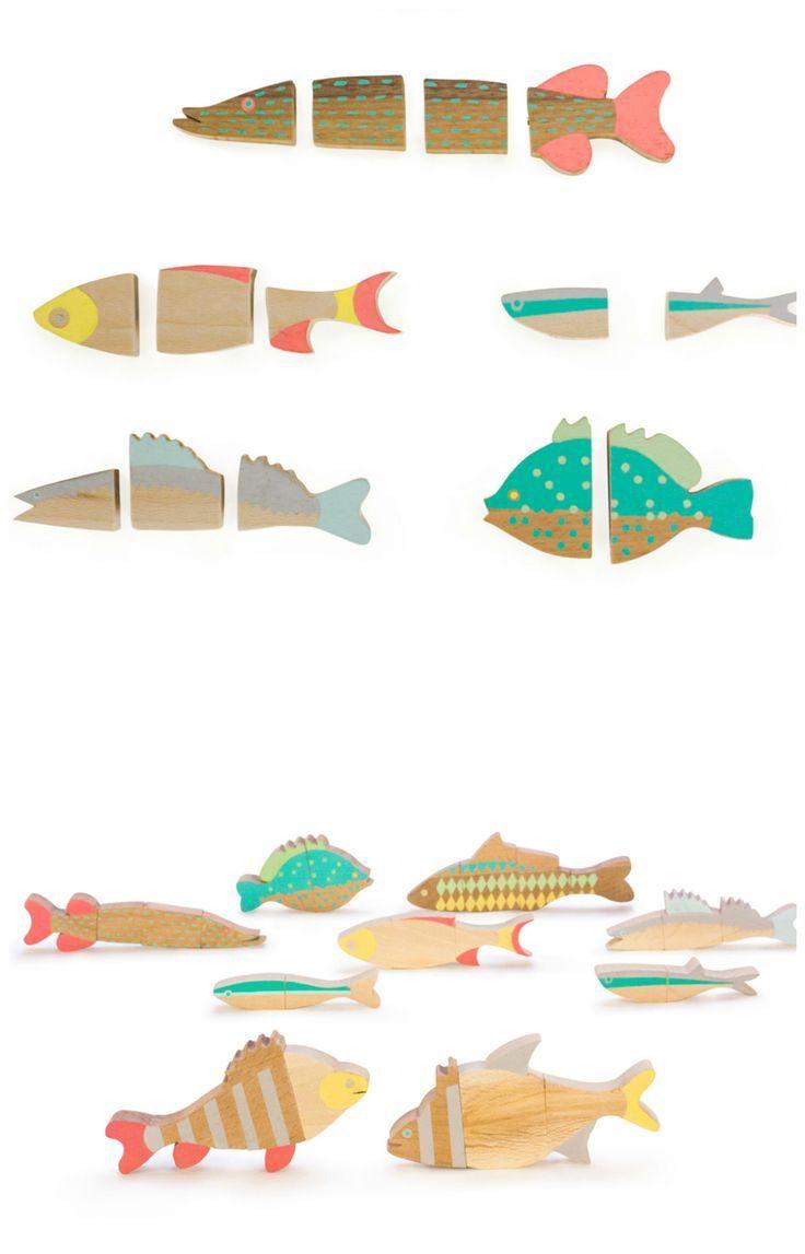 Holzfische