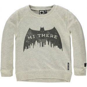 Tumble 'n Dry Sweatshirt Voor Jongens Kealan Ecru Melange