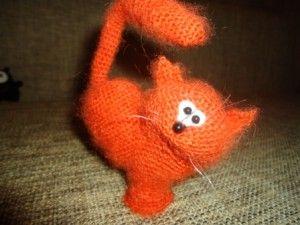 Сердце-кот