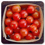 Organic Sweetie Tomato