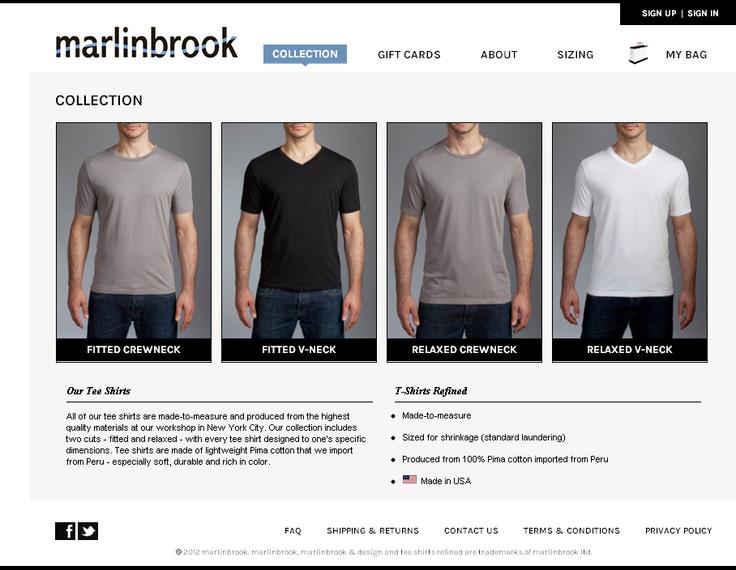 Spokane Web Design - Accelerated Freelance E-Commerce Website Concept