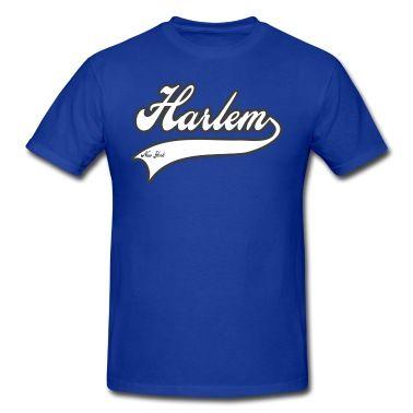 New York Harlem T-shirts