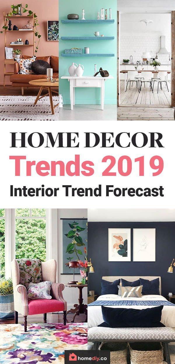 Home Decor Trends 2020 Interior Trend Forecast Home Diy Trending Decor Home Decor Home Diy