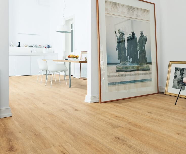 Haro Laminate Jubilee Edition Tritty 100 Oak Jubilé Nature Wide plank 4V