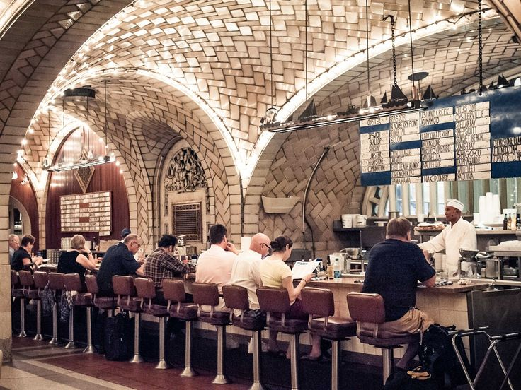 Grand central Oyster bar NYC