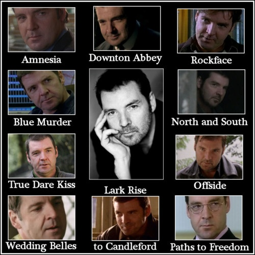 The many roles of Brendan Coyle