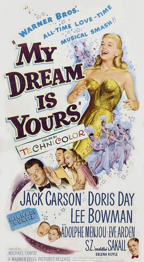 Anyone up for a Doris Day movie marathon? She has the voice of an angel.