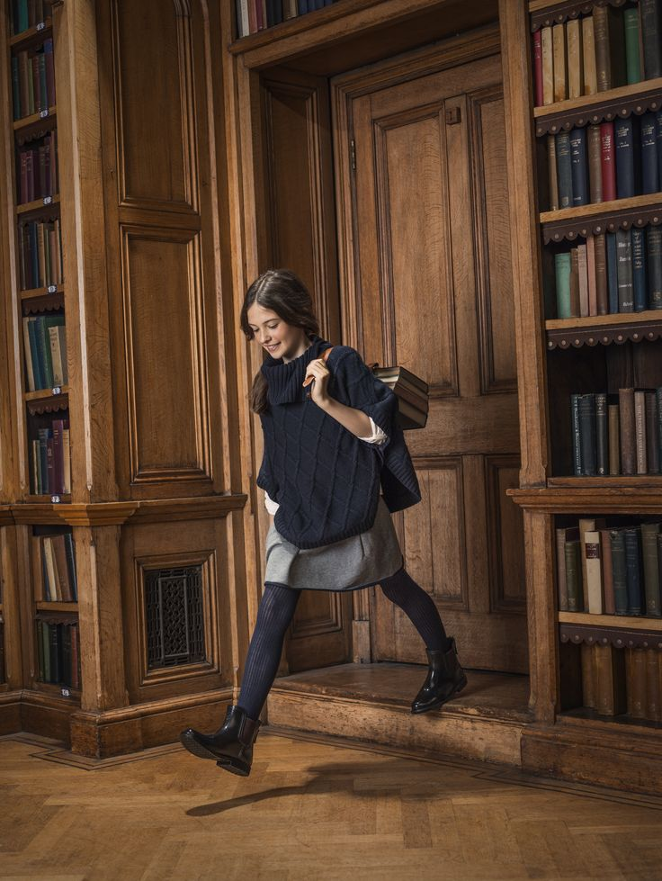 Massimo Dutti presents Back to School, Boys & Girls Collection. FW ' 14/15