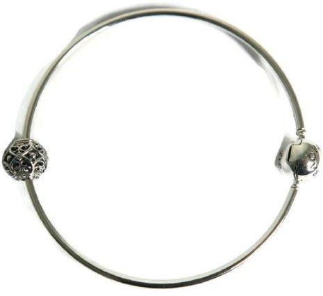 Pandora Authentic ESSENCE AFFECTION Iconic Bracelet Gift Set B800470-20, 7.9 in