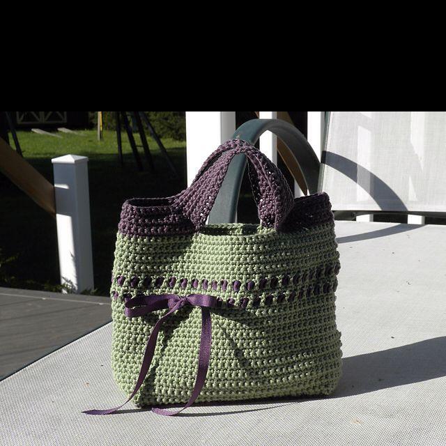 Starling Handbag Alice Merlino/Ravelry.com