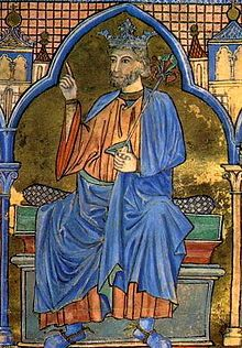 Fernando III de Castilla - links to Wikipedia article.  Saint Ferdinand III, King of Castile.  He was my 24th ggf and is a saint in the Catholic church.  His daughter Eleanor married King Edward I of England.