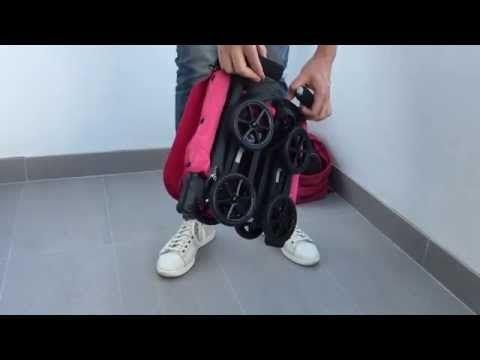 POCKIT : la poussette la plus compacte au monde - YouTube