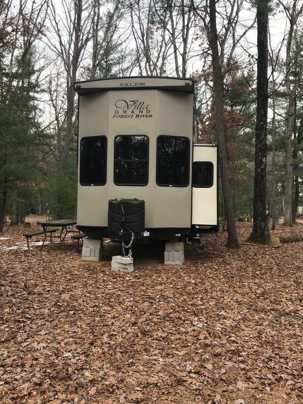 2019 Forest River Salem Grand Villa 42dl Park Models Rv For Sale