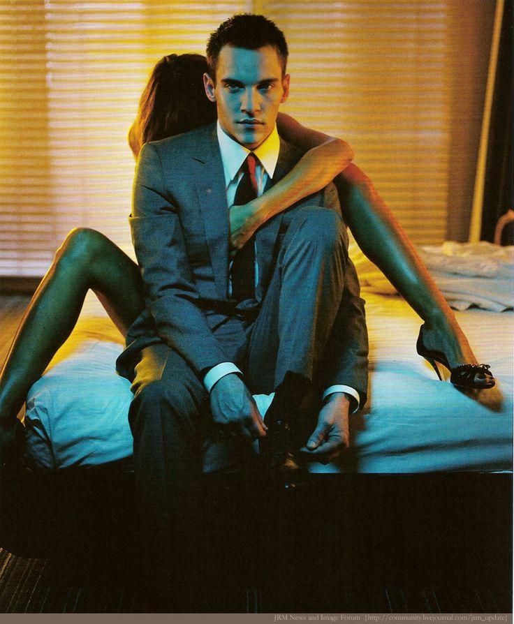 Jonathan Rhys-Meyers!