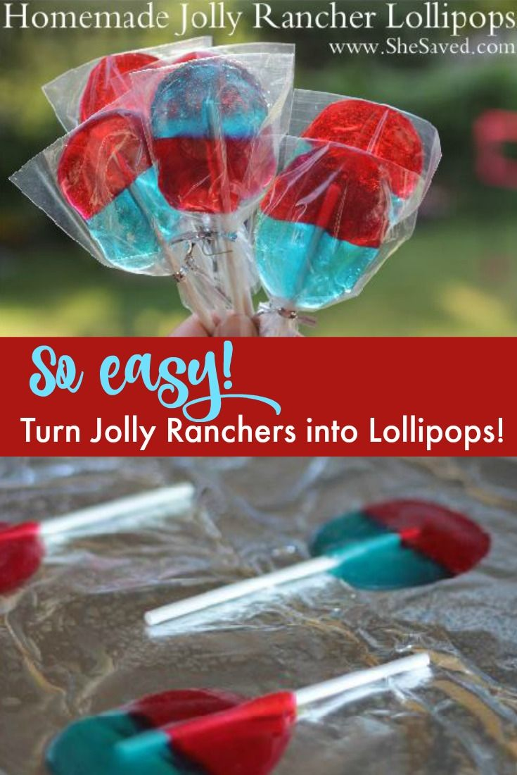 4th of July Fun | Red White and Blue | Jolly rancher lollipops, Jolly rancher, 4th of July
