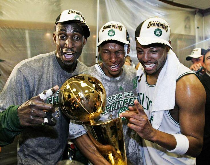 """""""Big Three 2008 NBA Finals"""""""